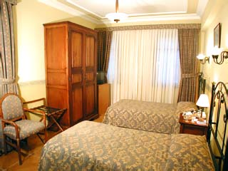 Blue House HotelDouble Room