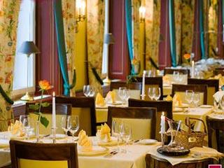 Le Palais PragueRestaurant Le Papillon