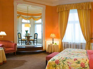 Le Palais PragueTower Suite
