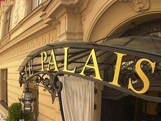 Le Palais PragueExterior View