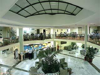 Richmond Ephesus Resort Hotel: Lobby