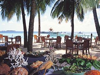 Banyan Tree Maldives VabbinfaruRestaurant