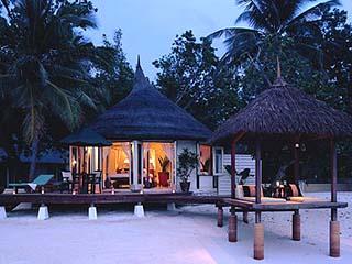 Banyan Tree Maldives VabbinfaruDeluxe Beachfront Villa