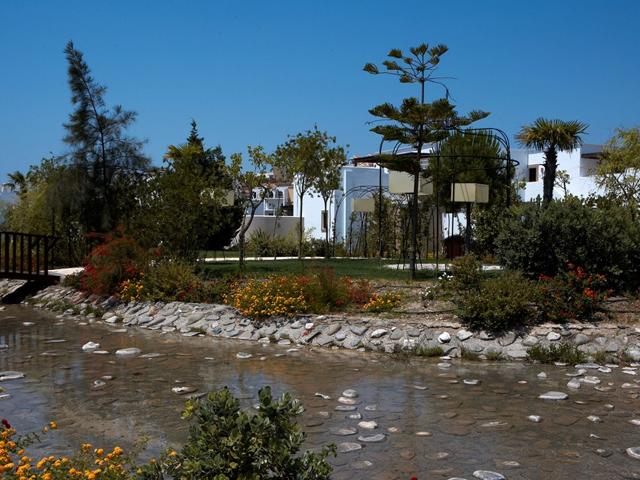 Lindian Village: