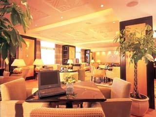 Beach Rotana Hotel & TowersHall