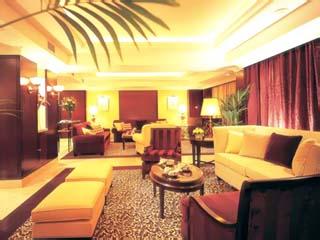 Beach Rotana Hotel & Towers: Hall