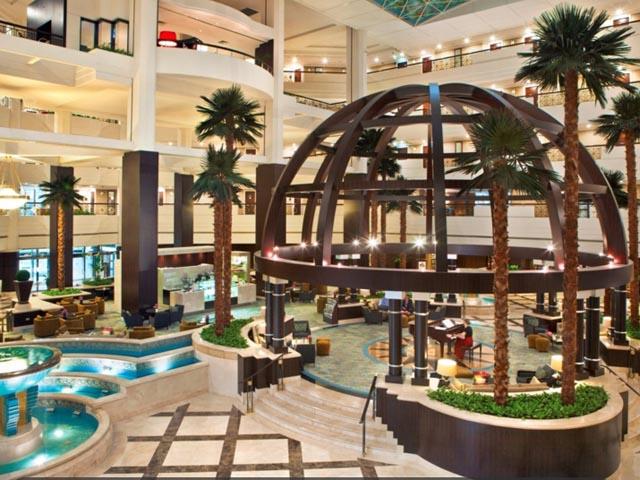 Al Bustan Rotana Hotel: