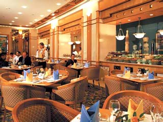 Al Ain Rotana HotelRestaurant