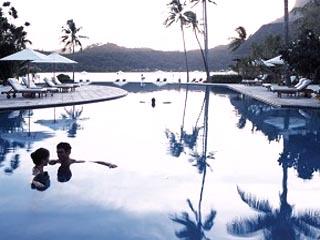 Bora Bora Lagoon ResortSwimming Pool