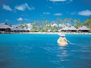 Bora Bora Lagoon ResortBeach