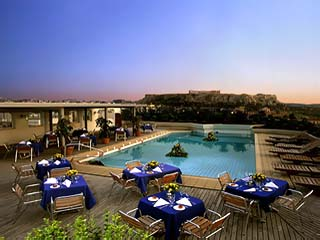 Novotel Athens HotelSwimming Pool