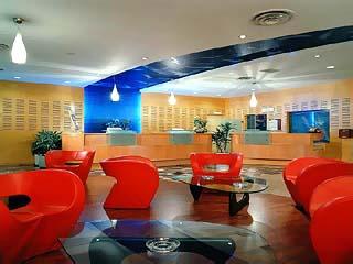 Novotel Athens HotelLobby