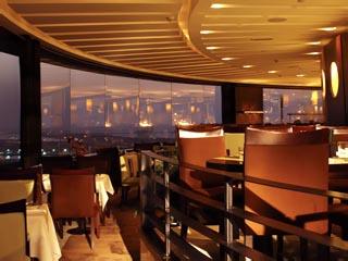 Hyatt Regency DubaiAl Dawaar Restaurant