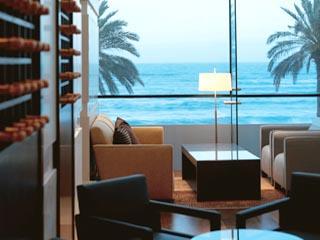Hyatt Regency DubaiThe Bar