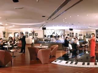 Hilton International Abu DhabiJazz Bar