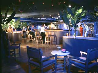 Hilton International Abu Dhabi: Tequilana Disco