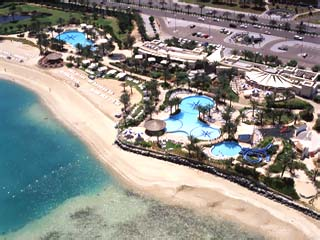 Hilton International Abu DhabiPanoramic View