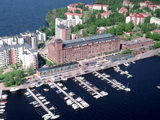Holiday Club Tampere: Panoramic View