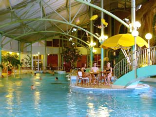 Holiday Club Tampere: Indoor Swimming Pool