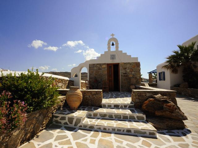 San Giorgio Hotel: Chapel