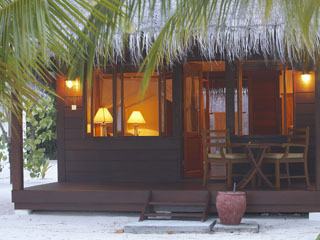 Filitheyo Island ResortDeluxe Villa