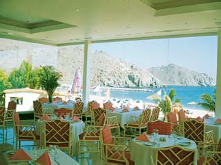 Oceanic Resort & Spa: Al Murjan Restaurant