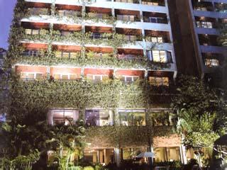 Vivanta By Taj M G Road Ex Residency Hotel Exterior View At