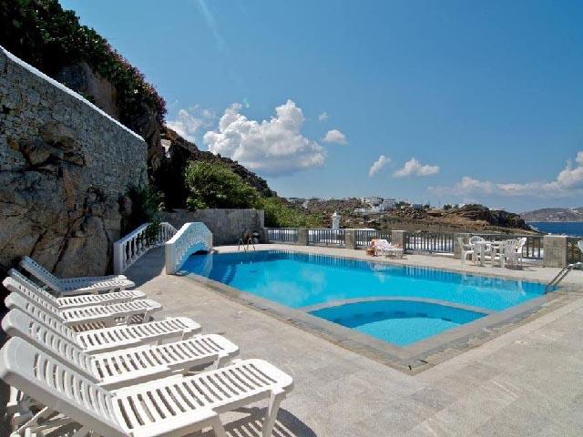 Alex Hotel, 4 Etoiles hôtel de luxe à Tourlos, Offres, avis ...