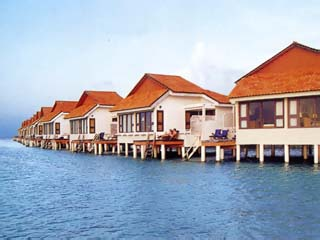Vivanta by Taj Coral Reef ResortLagoon Villa