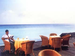 Vivanta by Taj Coral Reef ResortUpper Deck