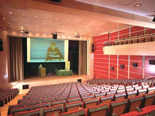 Dais Conference CentreConference area