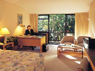 Holiday Inn Auckland Airport (ex Centra Auckland Airport Hotel)Room