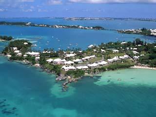 Cambridge Beaches Bermuda Hotelswimming Pool Panoramic View