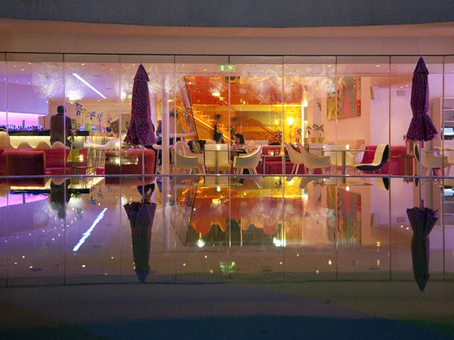 Semiramis HotelCafe Bar