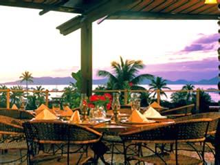 Caneel BayThe Equator Restaurant
