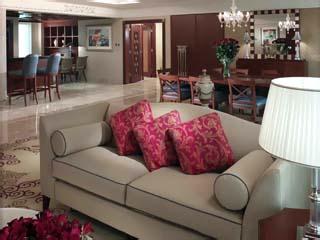 Grand Hyatt DubaiPrince Suite