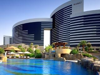 Grand Hyatt DubaiExterior View