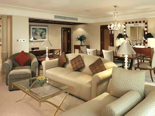 Grand Hyatt DubaiEmiri Suite