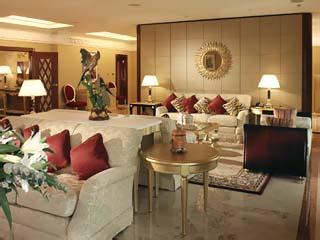 Grand Hyatt DubaiRoyal Suite