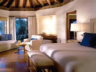 Little Dix BayVilla Bedroom