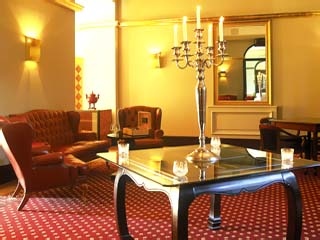 Le Beauvallon HotelHall