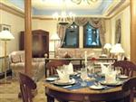 Royal Suite Sitting Room