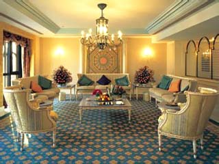 The Madina OberoiGrand Royal Suite Sitting