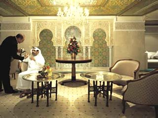 The Madina OberoiDewaniya Arabic Lounge