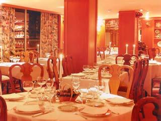 Alpes Hotel du PralongRestaurant