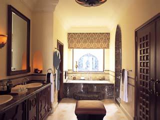 One & Only Royal MirageGarden Villa Bathroom