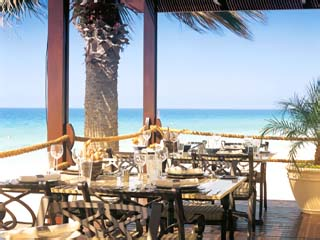 One & Only Royal MirageBeach Bar & Grill