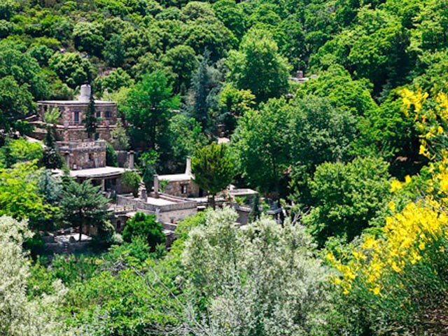 Milia Traditional Village