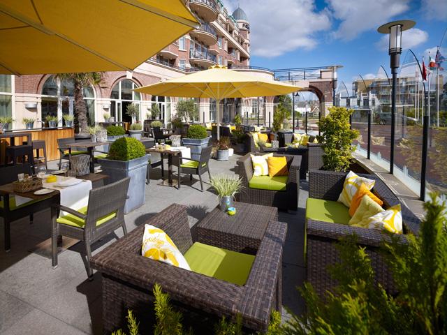 Palace Hotel - Restaurant
