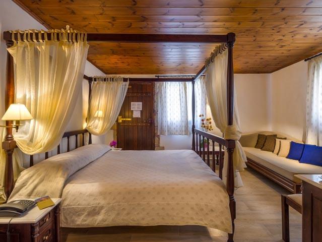 Spilia Village Luxury Traditional Hotel: